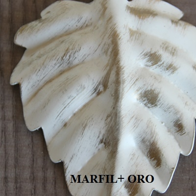 Marfil + Oro