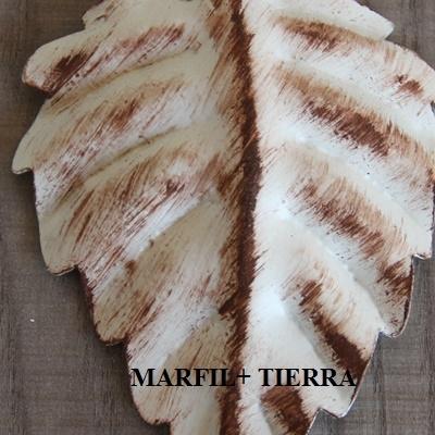Marfil + Tierra