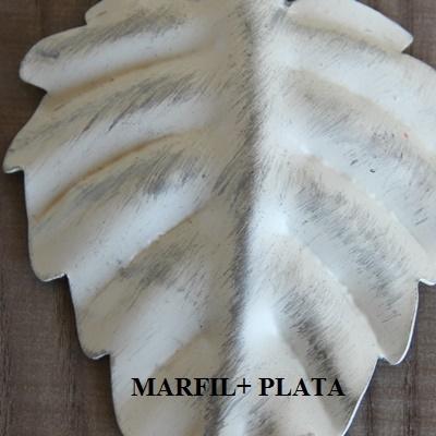 Marfil + Plata