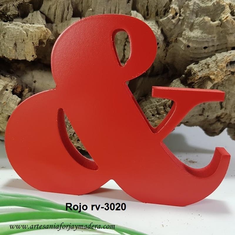 Rojo 23