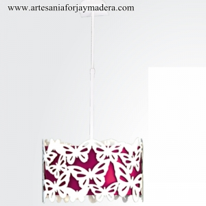 Lampara Mariposas l5476 1l r31