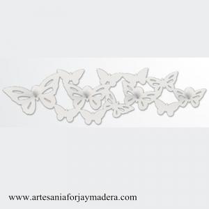 Percha Mariposas 1476 4g