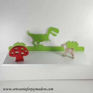 Estante Dinosaurio