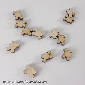 Mini Mickey madera