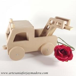 Camion de Bomberos