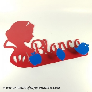 Percha Blancanieves