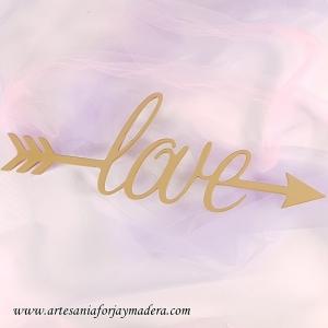 Love con Flecha