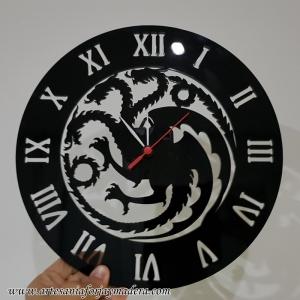 Reloj Juego de tronos Targaryen