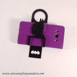 Soporte CArgador movil Batman