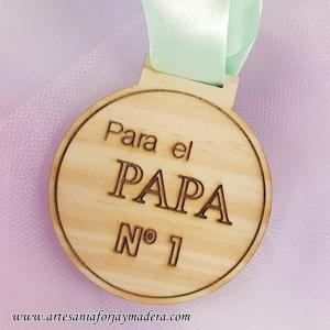 Medalla Super Papa