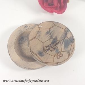 Porta Arras Balon de Futbol