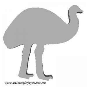 Tirador Emú