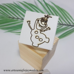 Tirador Olaf Frozen