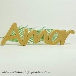 Chollo Oferta!! Letras Decorativas Amor cursiva