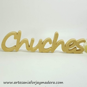 Chollo Oferta!! Letras Decorativas Chuches