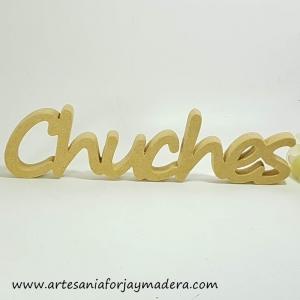 Chollo Oferta!! Letras Decorativas Chuches