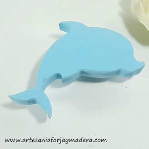 Colgador Delfin