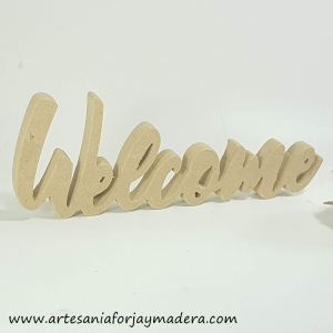 Chollo Oferta!! Letras Decorativas welcome