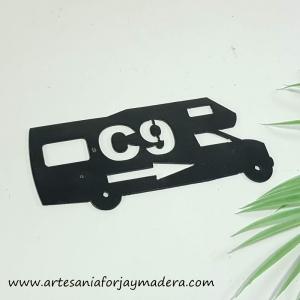 Numero Caravana