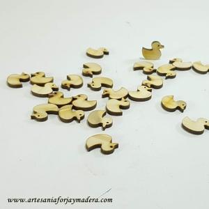 Mini siluetas Pato