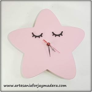 Reloj Estrellita dormilona