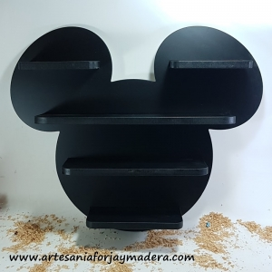 Diorama Estante Mickey Mouse