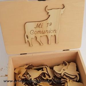 Caja de Firmas Toro (50 siluetas)