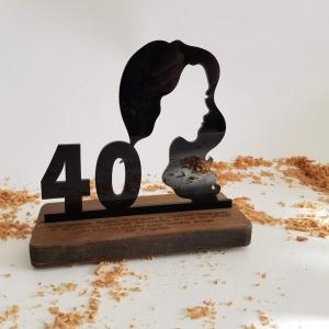 Regalo Mujer 40 cumpleaños