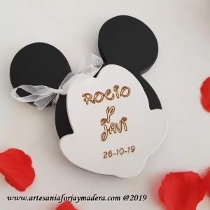 Porta Alianzas Mickey