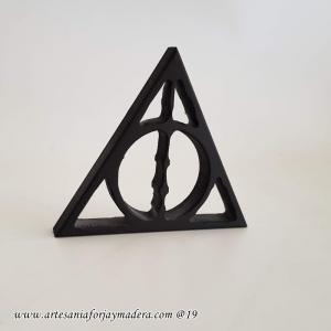 Silueta Reliquia Harry