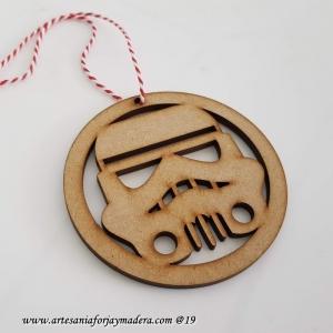 Bola Navidad Star Wars TRooper