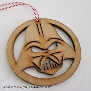 Bola Navidad Star Darth Vader