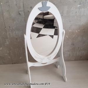 Espejo de Pie Princesa Ballet