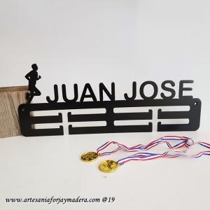 Medallero Doble Runner Masculino