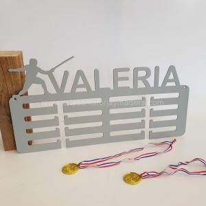 Medallero Four Esgrima