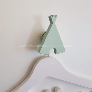Colgador de Pared Tipi