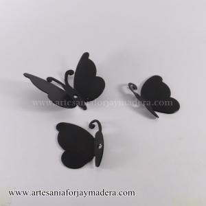 Silueta Pared Mariposas (Pack 3)