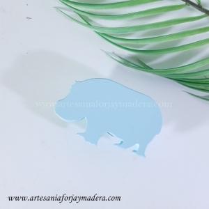 Tirador Hipopotamo