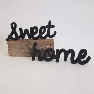 Letras Decorativas Sweet Home