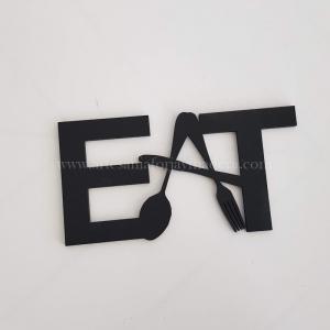 Letras para pared Eat