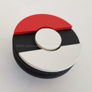 Tirador 3D Pokemon Pokeball