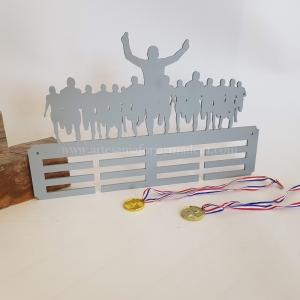 Medallero Triple Maraton