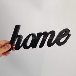 Letras Decorativas Home Cursiva