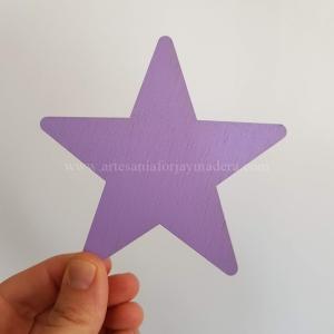 Estrella de Pared Individual