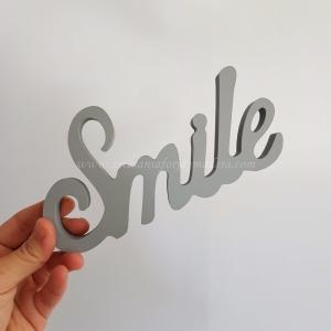 Letras Decorativas Smile