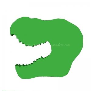Tirador dinosaurio Rex