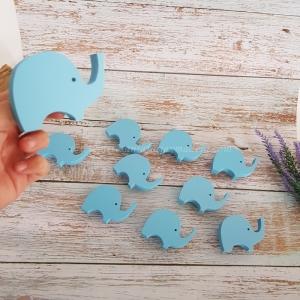 Pack 10 tiradores Elefante
