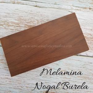Tapa Decorativa Melamina Nogal Burela