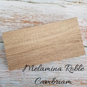 Tapa Decorativa Melamina Roble Cambriam
