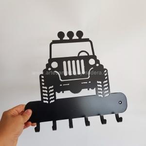 Cuelgallaves Jeep